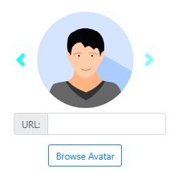 Avatar Selector Screnshot