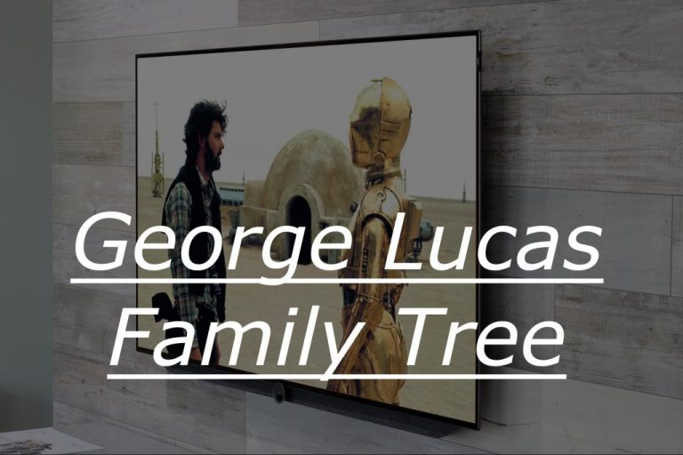 George Lucas family tree thumb