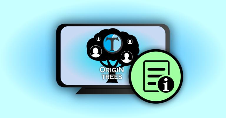 origin trees beginners guide