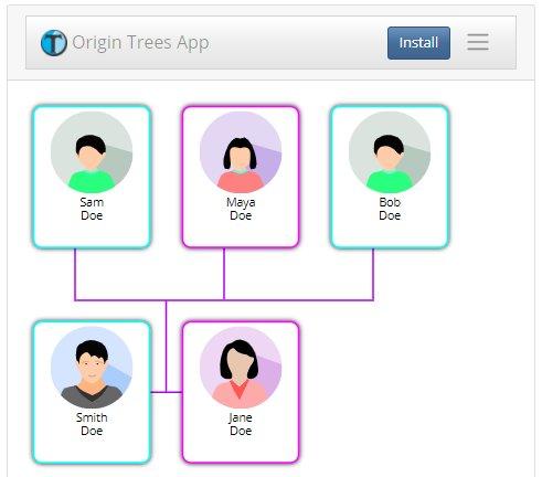 OriginTrees-Overview